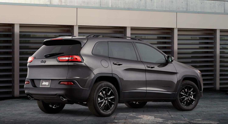 El Totalmente Nuevo Jeep Cherokee, Evolución Cautivantemente ...