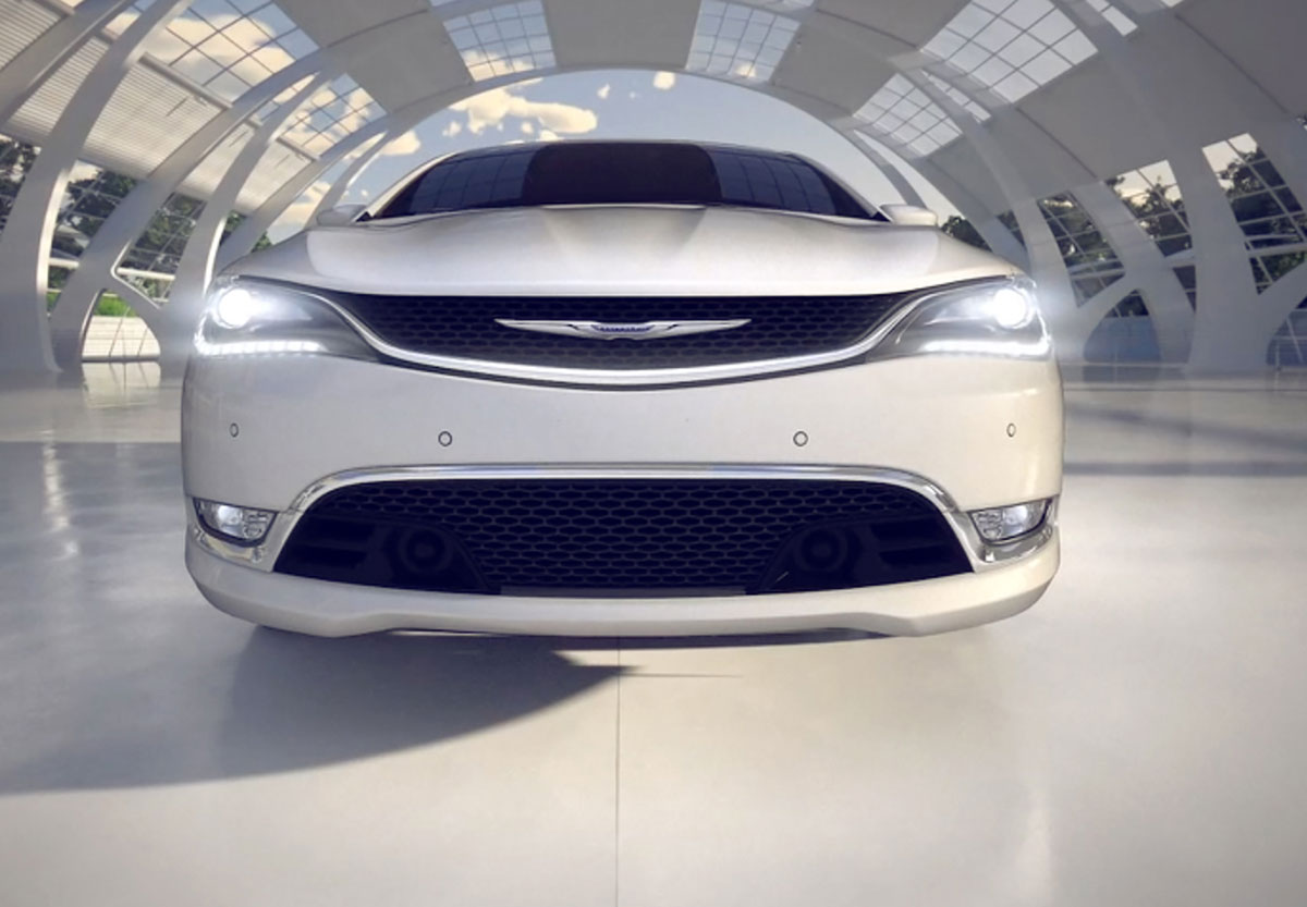 Impactante Ad del Chrysler 200 2015 Captura el espíritu Latino