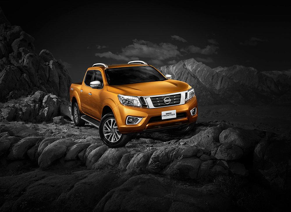 "Nissan NP300 Frontier ""Mejor Pick Up del Reino Unido"