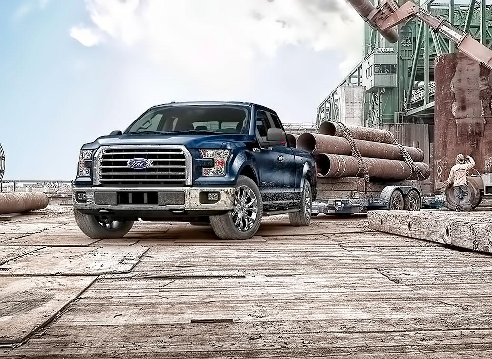Ford F-150… la Pickup del Año de The Fast Lane Truck