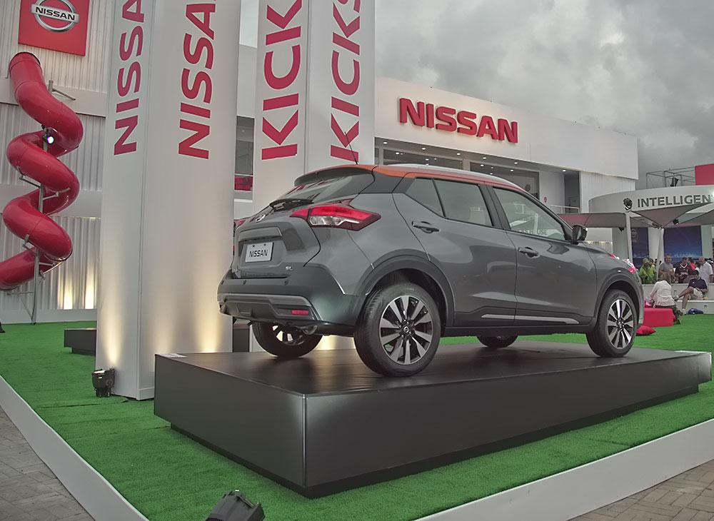 Sigue la Fiesta Nissan en Río