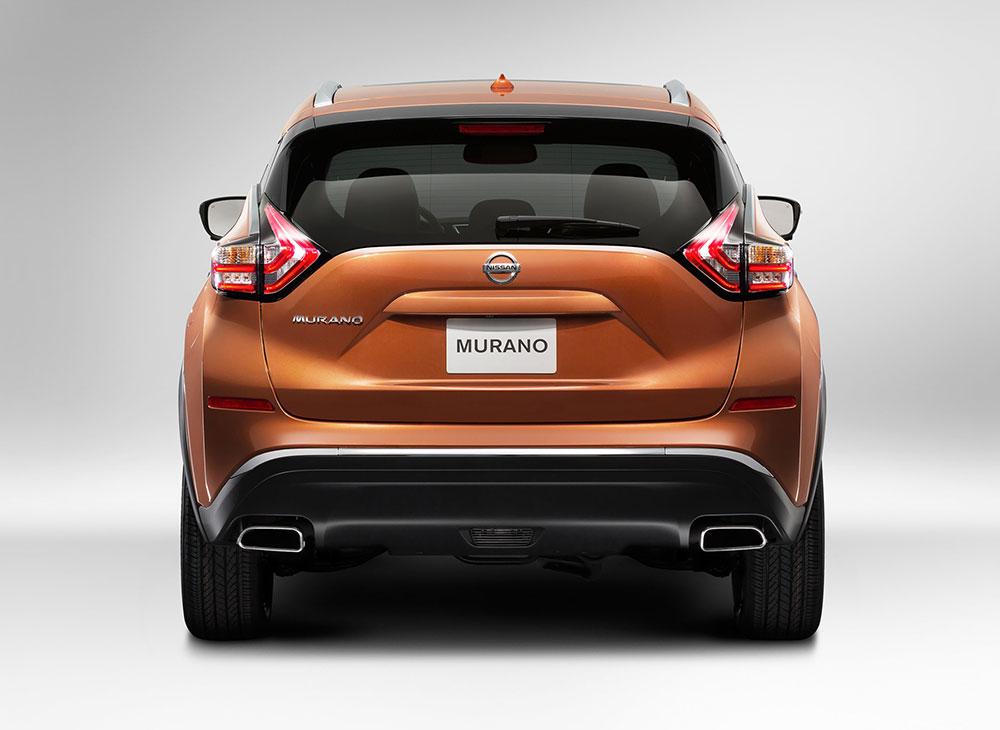 Prueba] Nissan Murano… Anatomía de Futuro en Tono \'Unique ...