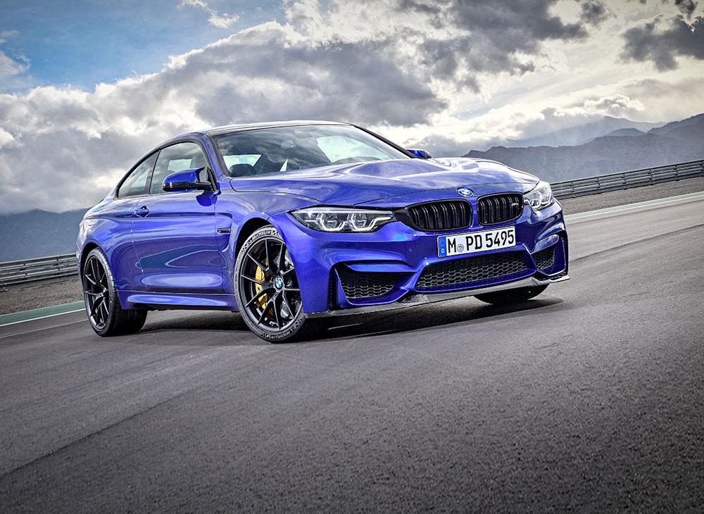 Imponente BMW M4 CS en Edición para Privilegiados