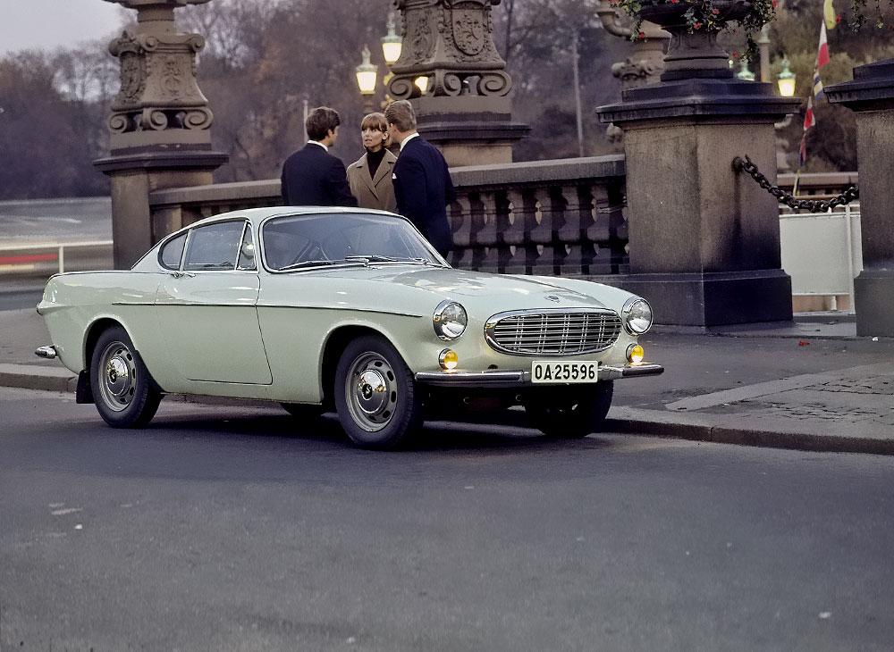 Techno Classica Celebra los 90 Años Volvo