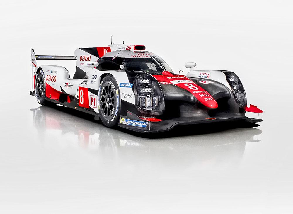 Toyota Gazoo Racing Decidido a Ganar el WEC 2017