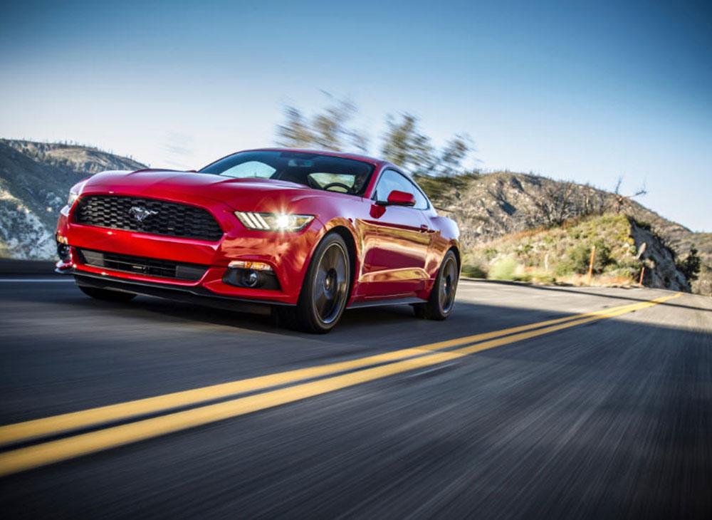 Ford Mustang…el Deportivo Más Vendidodel Planeta en 2016