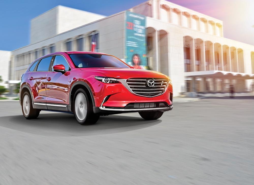 Mazda CX›9 » eCXelencia que no 'SUVestima' Nada