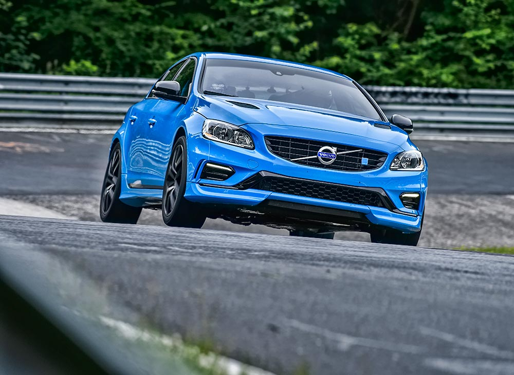 Volvo S60 Polestar… Secretos desde Nürburgring [video]