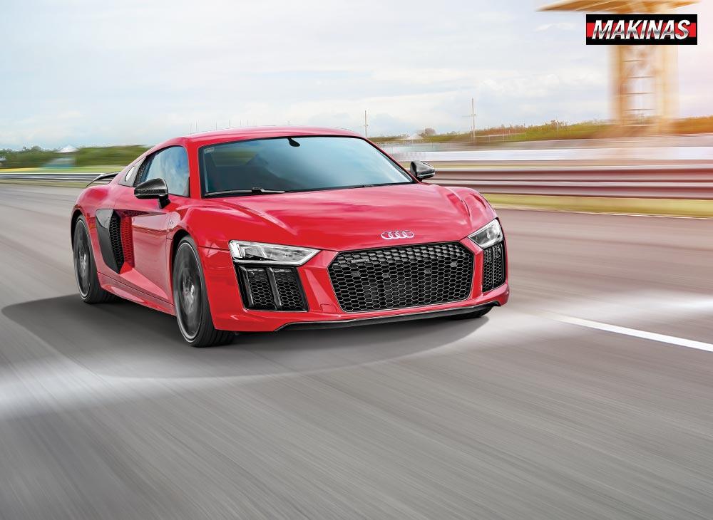 2. Nuevo Audi R8 Poderio en Maxima Audicion - MAKINAS