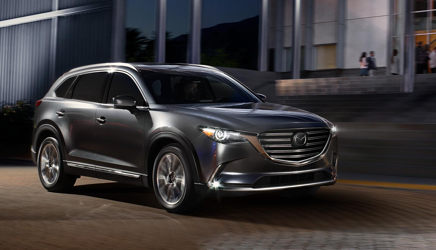 3. Mazda CX-9 - MAKINAS