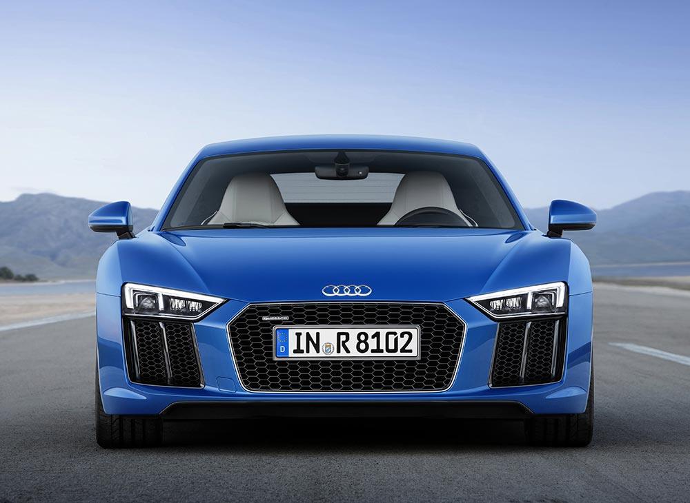 3. Nuevo Audi R8 Poderio en Maxima Audicion - MAKINAS