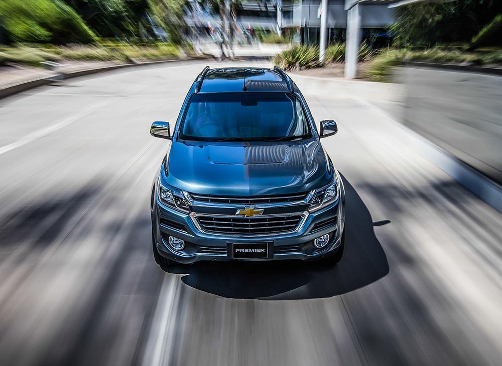4. Chevrolet Trailblazer - MAKINAS