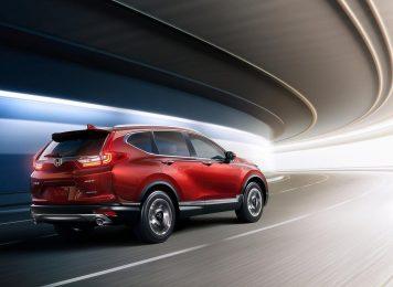 4. Honda CR-V Recargando Diseno y Carisma - MAKINAS