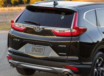 6. Honda CR-V Recargando Diseno y Carisma - MAKINAS