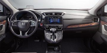 7. Honda CR-V Recargando Diseno y Carisma - MAKINAS