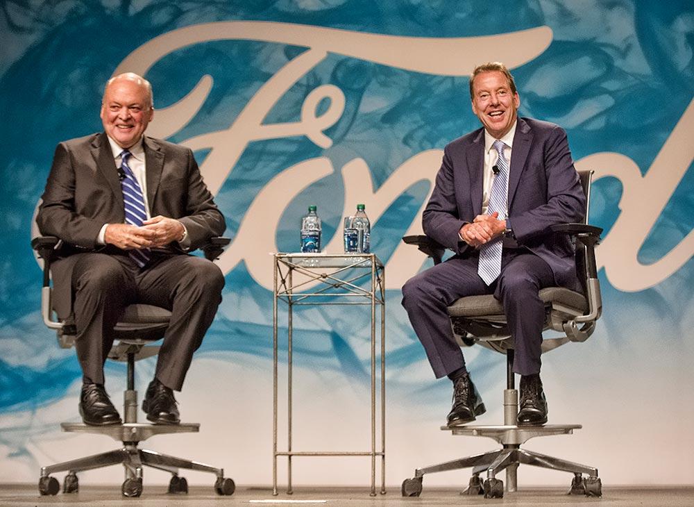 Jim Hackett… Nuevo Presidente de Ford Motor Company