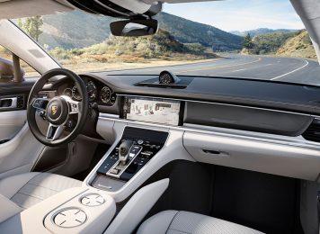 10. Nuevo Porsche Panamera Santuario Tecnológico en Espiritu Porsche - MAKINAS