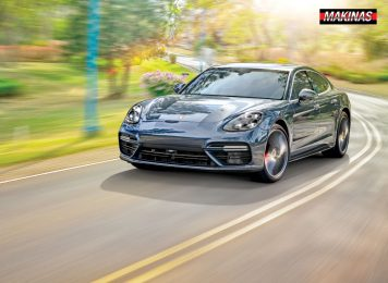 2. Nuevo Porsche Panamera Santuario Tecnológico en Espiritu Porsche - MAKINAS