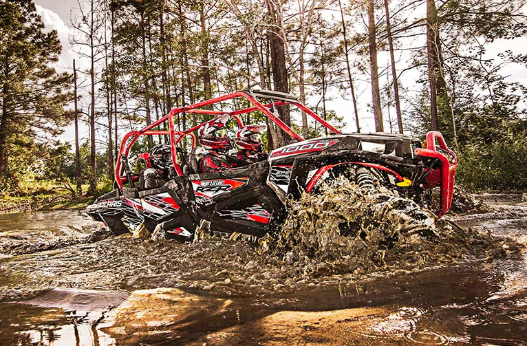 8. Polaris RZR » Polarizando la Recreacion Off-Road Mas Extrema - MAKINAS - copia