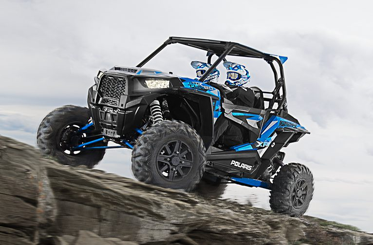 9. Polaris RZR » Polarizando la Recreacion Off-Road Mas Extrema - MAKINAS - copia