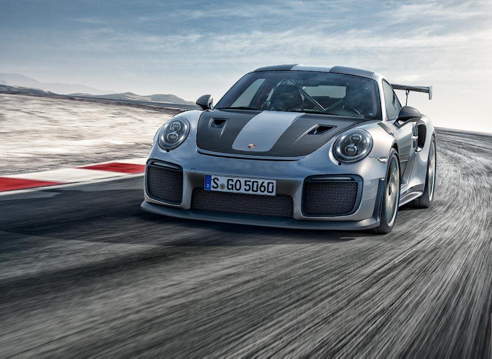 Nuevo Porsche 911 GT2 RS se Apodera de 700 Caballos… El 911 Más Poderoso