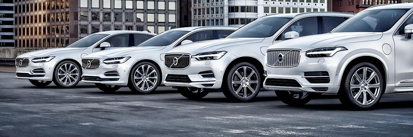 SC-Desde el 2019 Todos Los Volvo Seran Electrificados