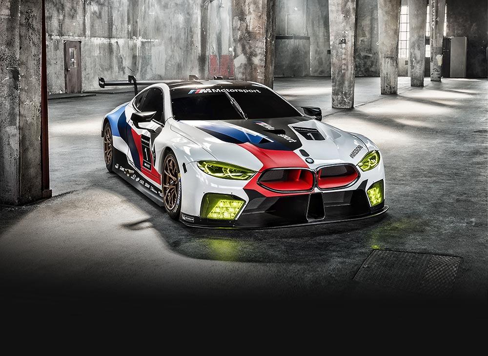 BMW M8 GTE… Nueva Legendaria Tecnología para Nueva Leyenda