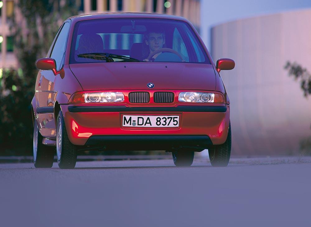 BMW Tenía la Movilidad de HoyHace 26 Años