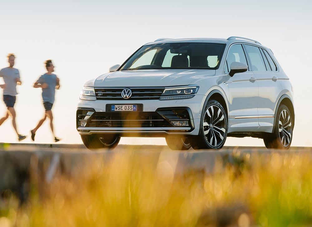 """Cars.com Nombra a la Nueva Volkswagen Tiguan """"Mejor de la Clase"""""""