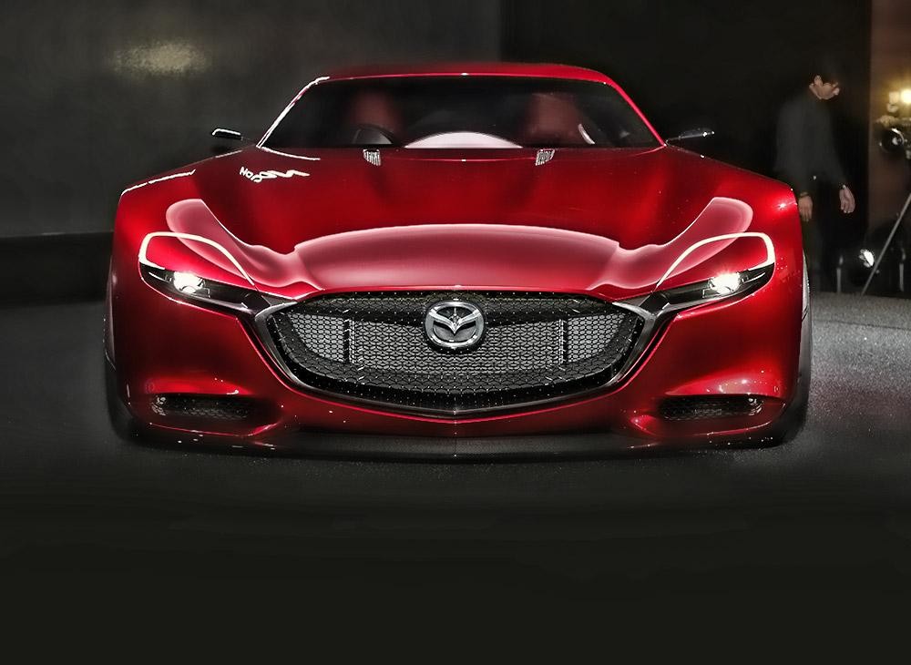 Súper Deportivo Rotativo-Eléctrico… Sí, Parece que Mazda está en Eso