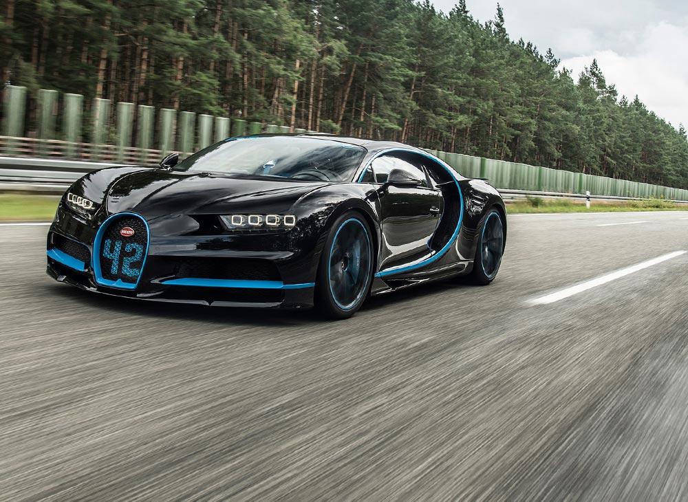 El Bugatti Chiron Híbrido Piensa estar Listo en el 2019