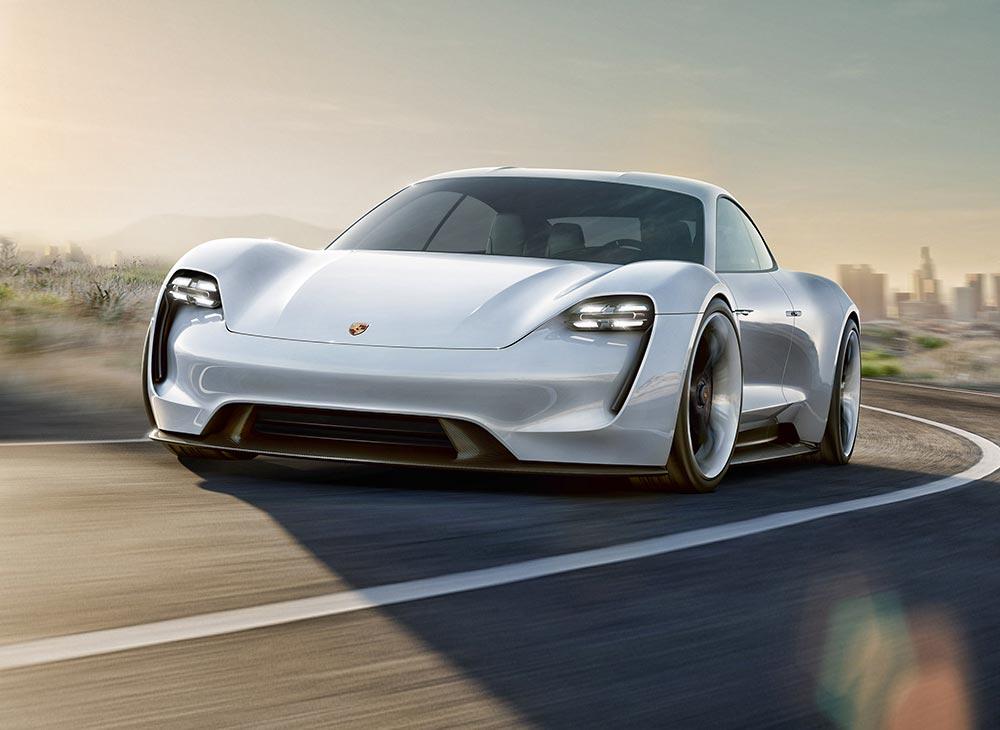 El Mega Electro Porsche Mission E estará Listo en el 2019 por… ¿100,000 Euros?