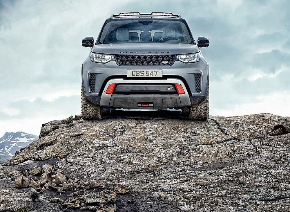 La Nueva Joya de la Corona… Land Rover Discovery SVX