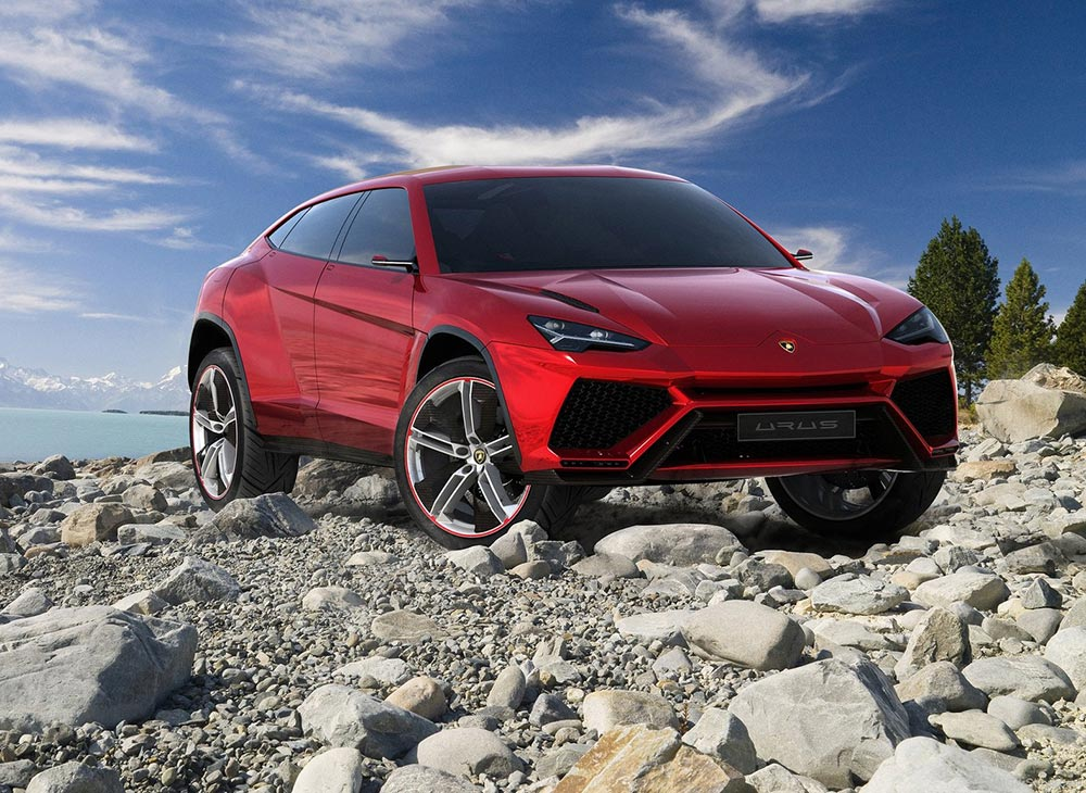 Lamborghini Vaticina Récord en Nurburgring para el Urus