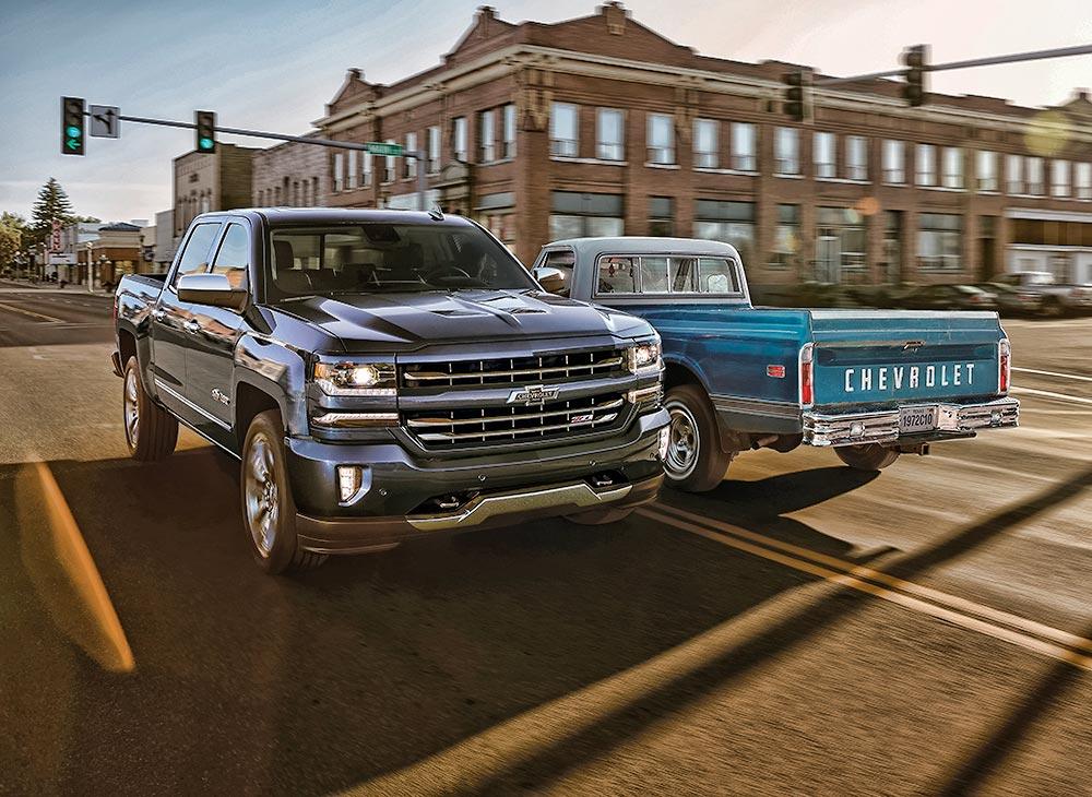 "Chevrolet Celebra ""100 Años Pickup"""