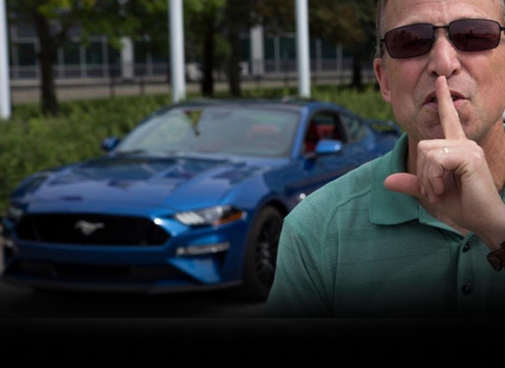 No Moleste a los vecinos… Configura el Sonido del Ford Mustang