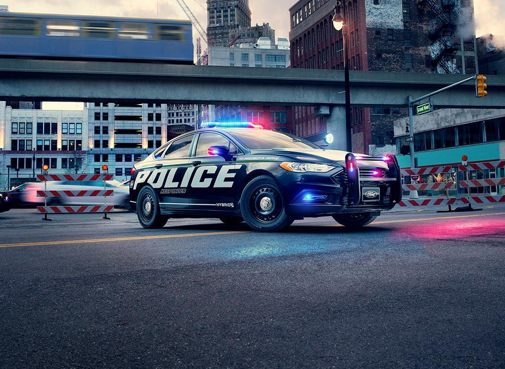 Ford Responder Hybrid Sedan y F-150… Nuevos Comandos de la Policia de Michigan