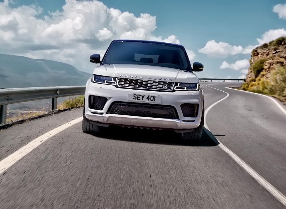 Nueva Range Rover Sport SVR Hibrida… 0-100 en 4.3 (VIDEO)
