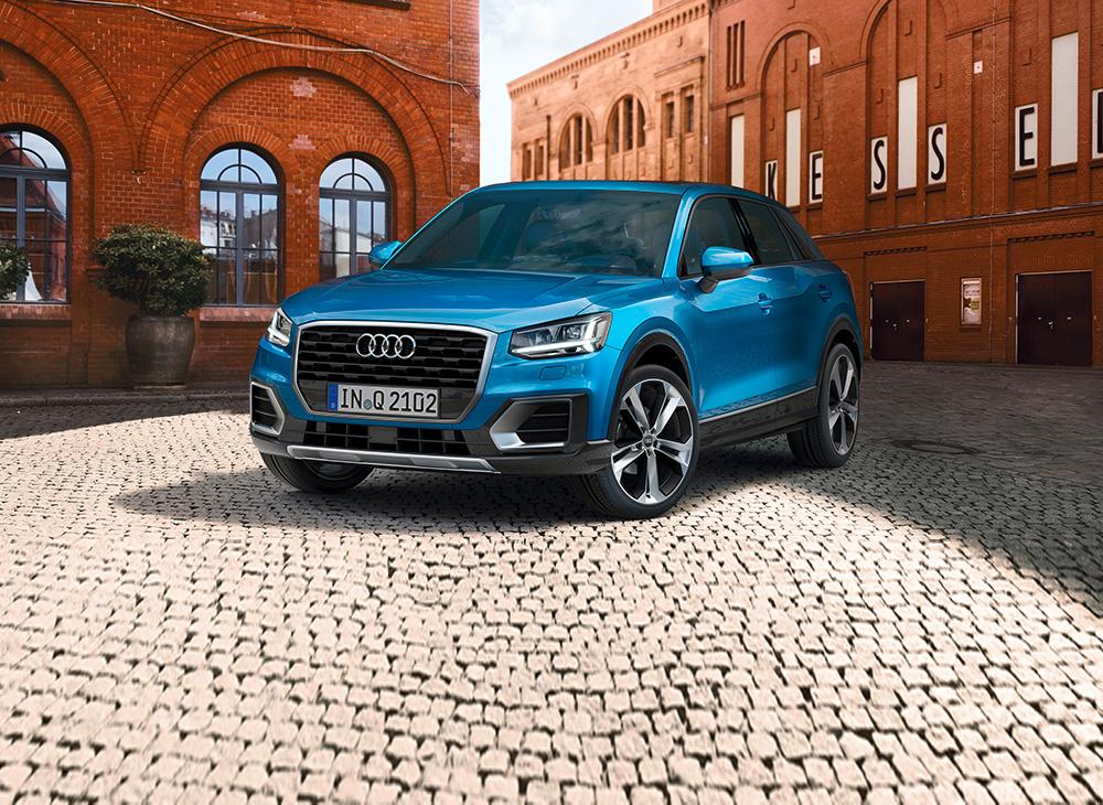 Audi: 1-2-3 en los Auto Trophy 2017