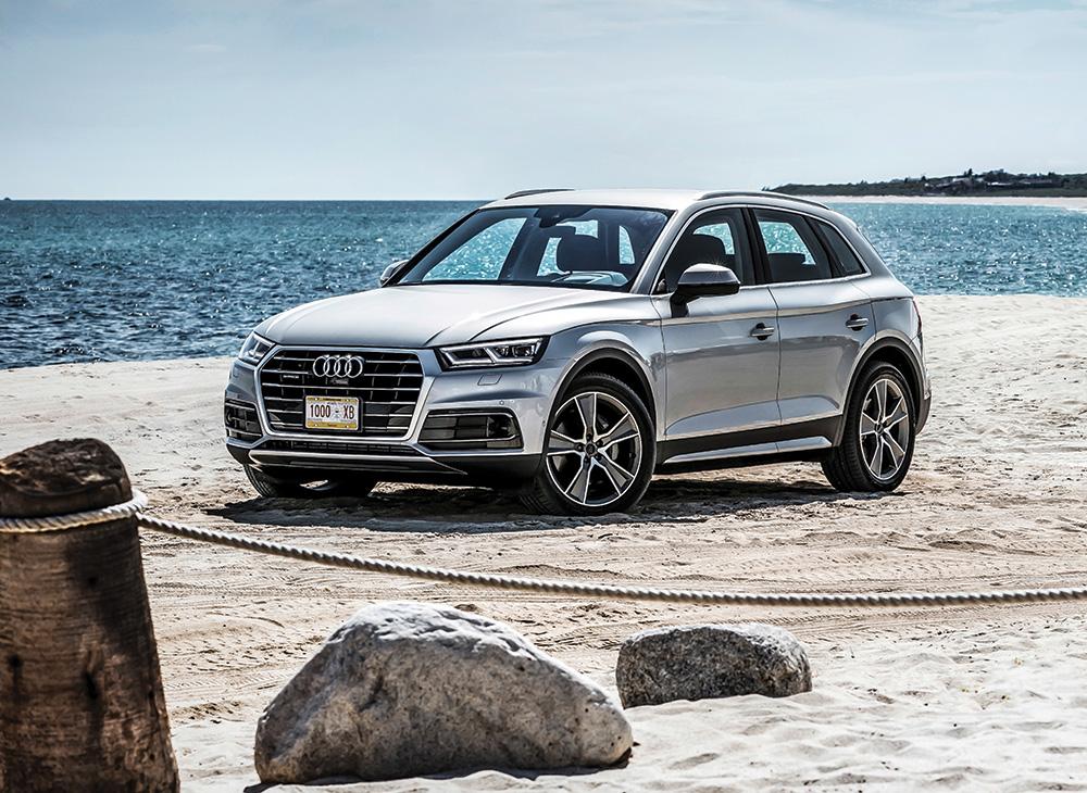 El Totalmente Nuevo Audi Q5 » MáQuina 5mparación Puesta a Prueba en Los Cabos