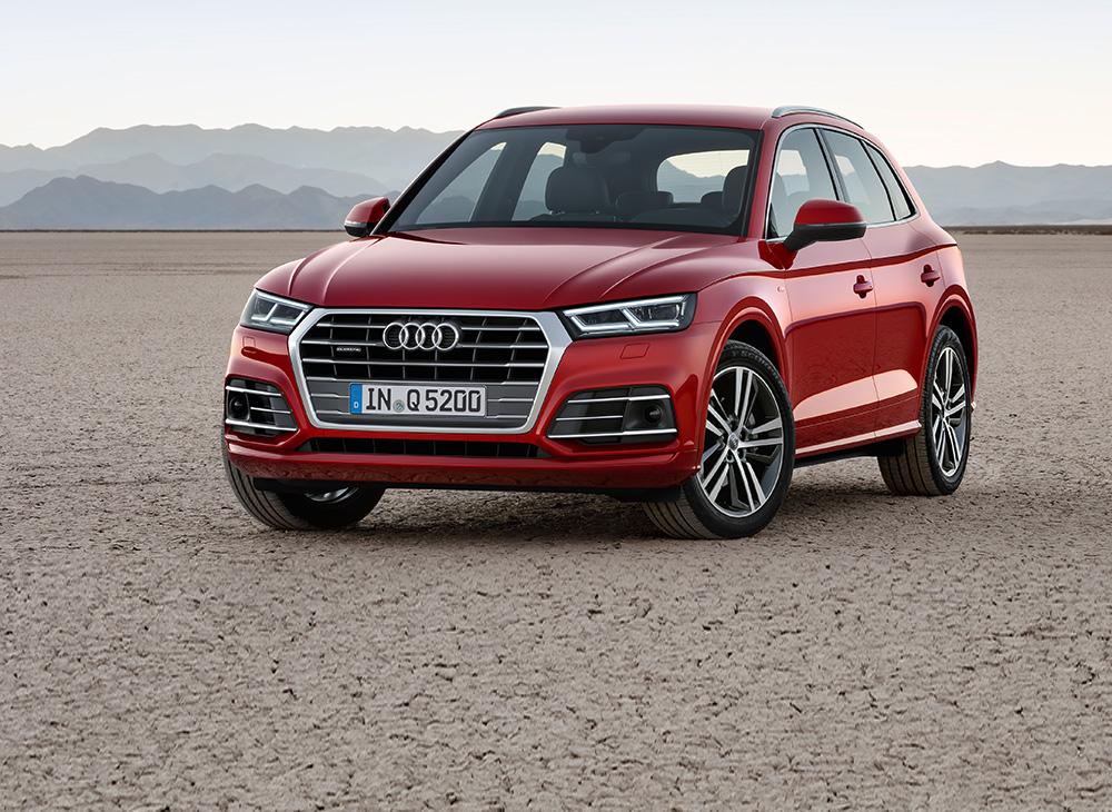 "Audi Q5 es el ""Family Car of the Year 2017"""
