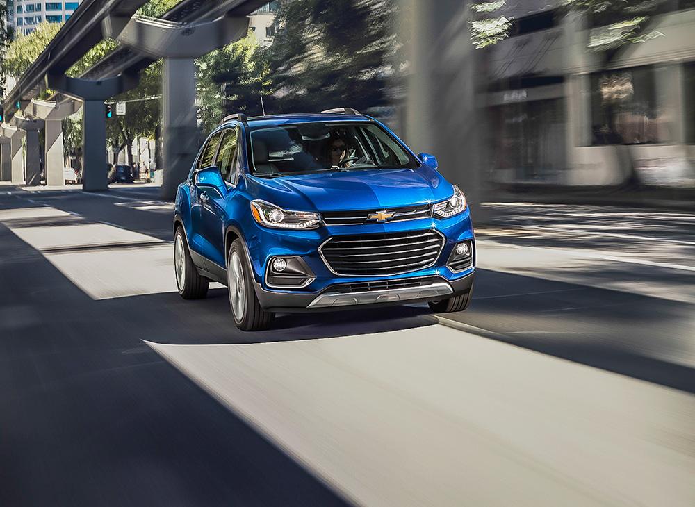 Chevrolet Trax » Reesculpe Encanto y 'aTRAXión' Tecnológica