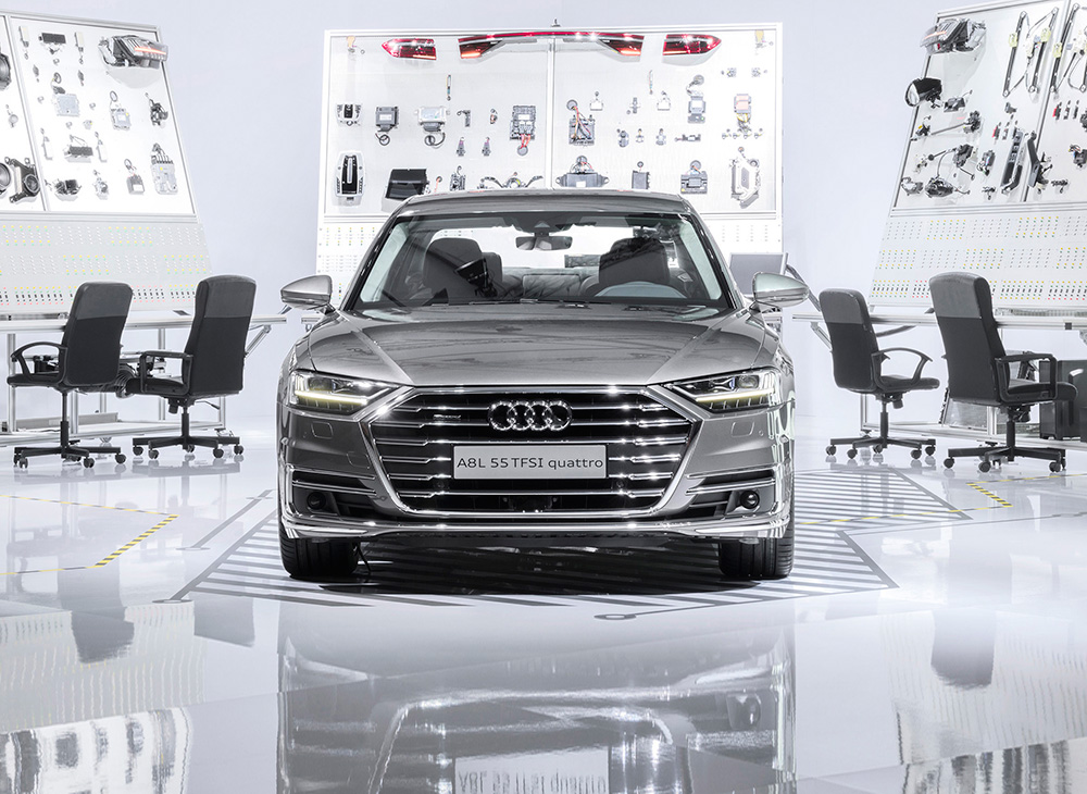 Design Miami en Dimisión Audi