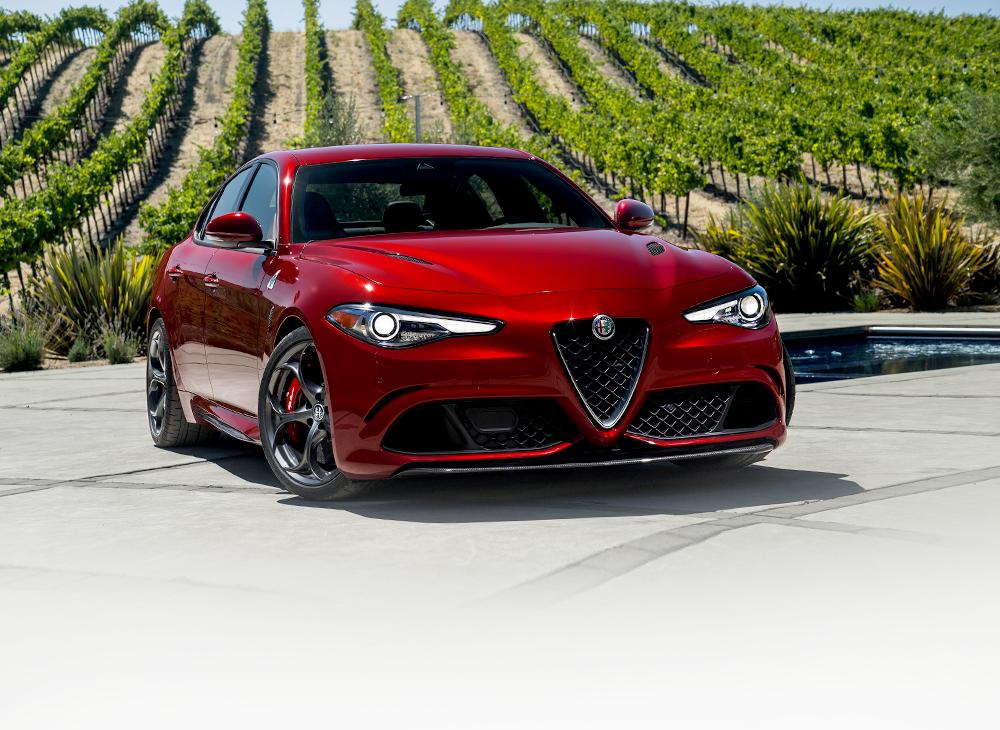 Alfa Romeo Giulia el Mejor del Segmento Según Good Housekeeping