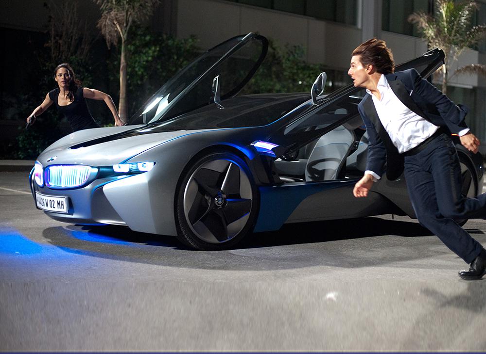 Efficient Dynamics… 10 Años de la Tecnología Visionaria BMW