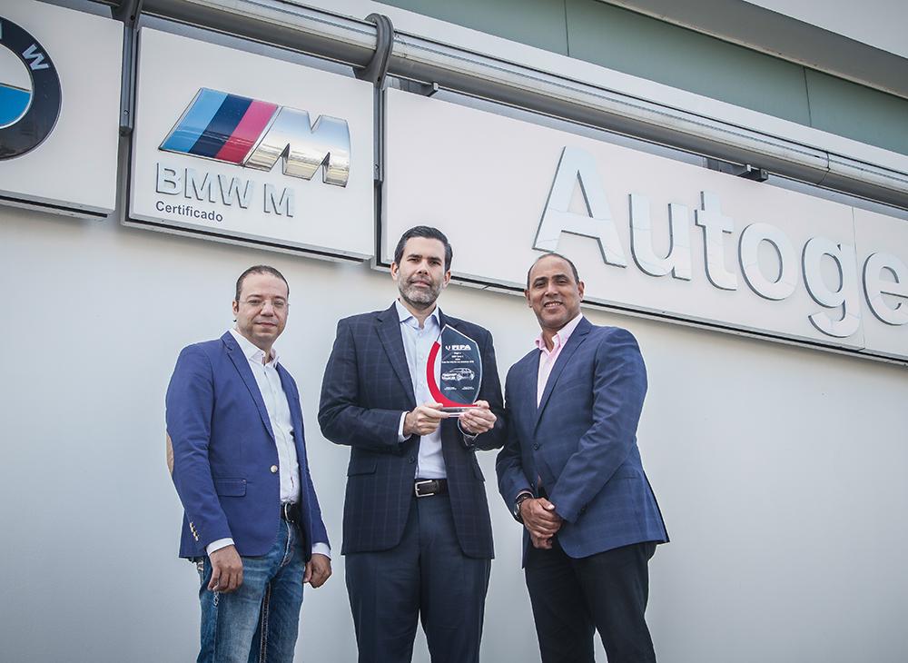 """Nuevo BMW Serie 5 Destella en Autogermánica como el """"Auto del Año FIPA 2018"""""""