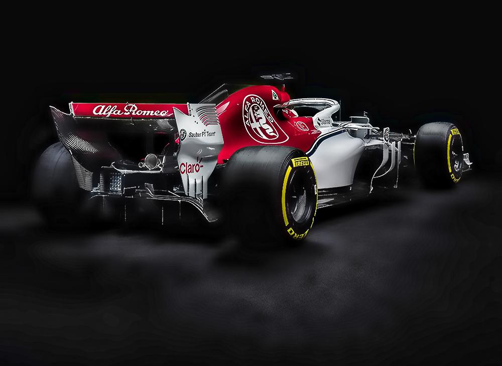 La Mákina del Gran Regreso de Alfa Romeo a la F1