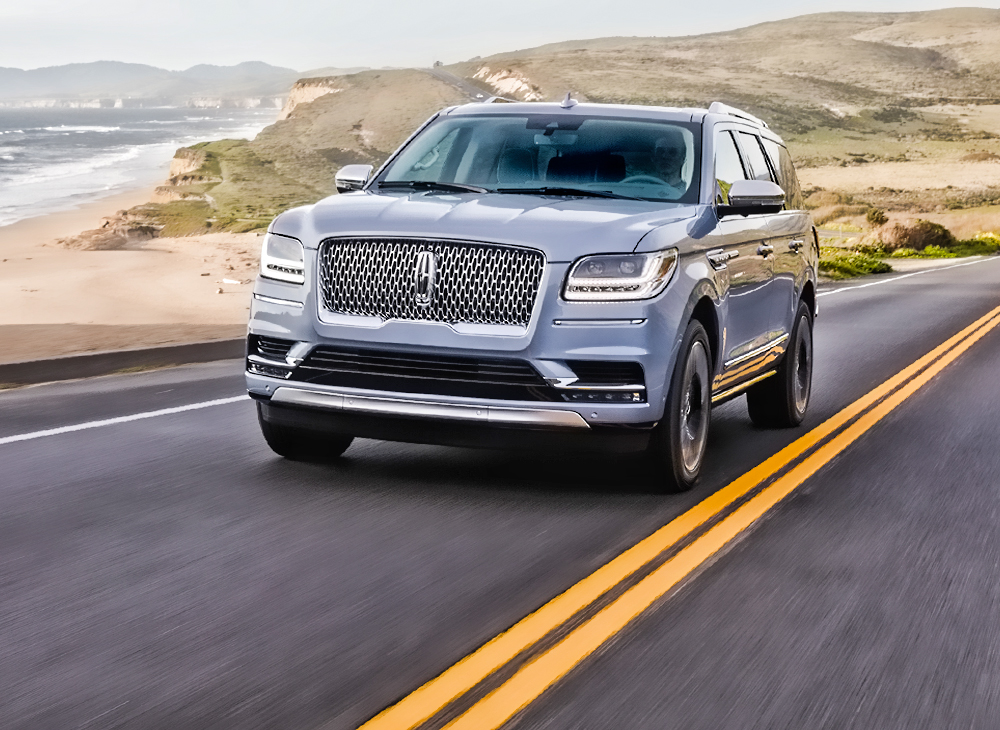 Demanda Nuevas Lincon Navigator y Ford Expedition Obligan a Aumentar Producción