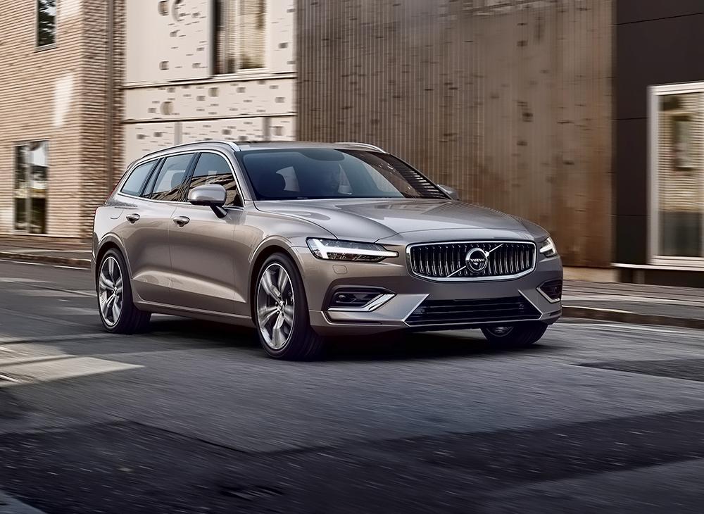 Volvo V60 Revive el Encanto del Station Wagon