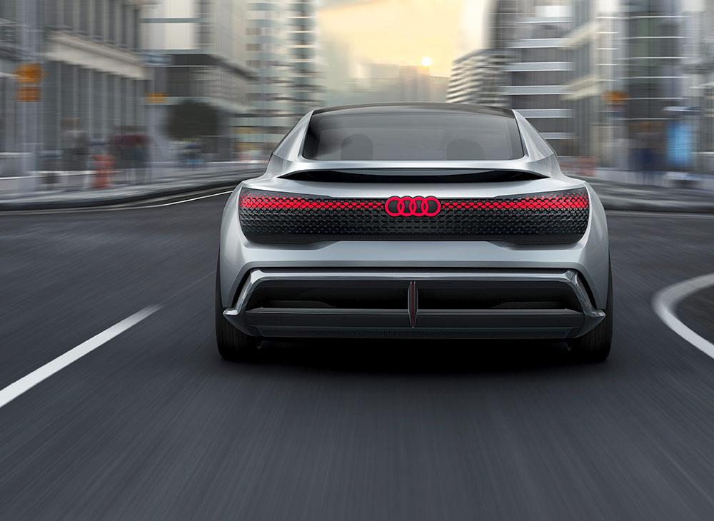 Audi Planea Vender 800 Mil Mákinas Electrificadas en el 2525